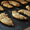 Baked Chicken Fingers, better than bar food!