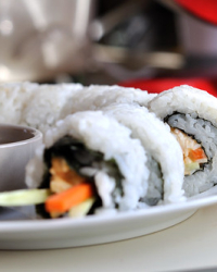 Don't Fear At-Home Sushi!