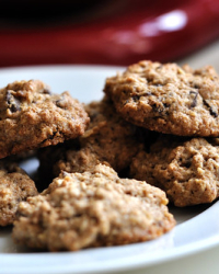 Sunday Kind of Oatmeal Cookie
