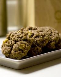 Chocolate Oatmeal Walnut Cookies, an Accidental Success