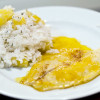 Paula Deen's Zesty Grilled Tilapia
