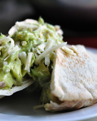 Mayo-less Yogurt and Avocado Chicken Salad