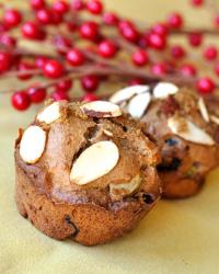 Apple Cake Muffins