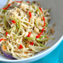 Meatless Monday: Curry Ginger Banana Stir Fry