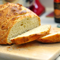 Because Beer + Bread = Awesome, No-Knead Crusty Pale Ale Bread