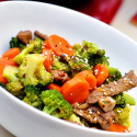 More Easy Take-Out at Home! Healthified Beef and Broccoli