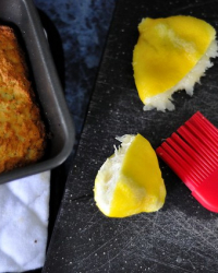 Paleo Lemon Poppy Seed Bread