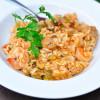 Soul Healing Spicy Shrimp and Jalapeño Sausage Jambalaya