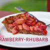 Paleo Strawberry-Rhubarb Pie