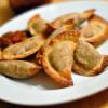 Shrimp and Sweet Potato Baked Wontons