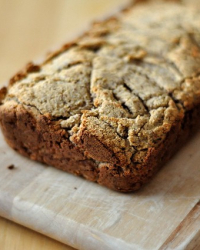 Paleo Roasted Banana Bread and Practical Kitchens