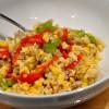 Easy Sweet Corn Hash