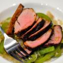 Dinner Last Night: Paleo Sweet and Spicy Pork Loin