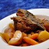 Slow Cooker Pork or Beef Pot Roast