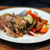 Paleo Meatloaf: End of Summer Twist