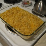 Our new obsession: Macaroni and Cheese