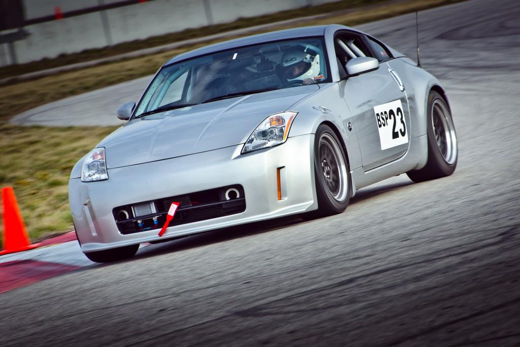 Neil Racing 350z