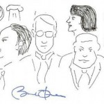 Obama Doodles