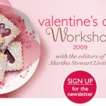 Valentine's Tips from Martha!