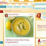 New! Interactive Foodie Haven
