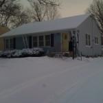 Wishing we were snowed in…