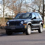 Our new Jeep Liberty diesel!