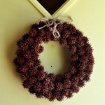 My Sweetgum Wreath