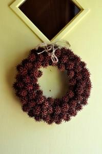 My Sweetgum Wreath