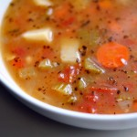 Soup's On! Hearty Chicken Vegetable (Part 1)