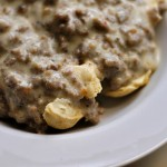 DIY Restaurant-Style Biscuits and Gravy