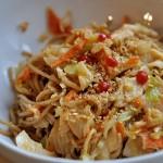 Thai Peanut Stir Fry
