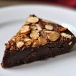 Vegan Chocolate Zucchini Cake…Tart?