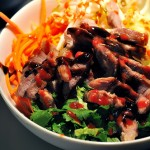 Light and Savory Vietnamese Bun Thit Nuong