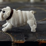 Why I Need to Learn Knitting: Knitted Pups