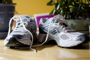 These Shoes are Made for…a 5k?