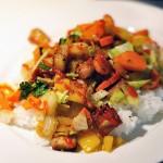 Neil's Healthified Kung Pao Pork