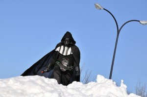 Dark Lord of the Snow