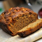 Brown Butter Butterscotch Banana Bread …with Greek Yogurt?