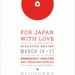 For the Love of Japan + Bloggers Day of Silence