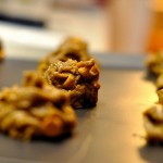 Emergency Peanut Butter Cookies…