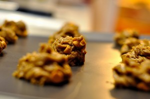Emergency Peanut Butter Cookies…