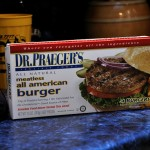 We Found a Winner! Dr. Praeger's Veggie Burgers