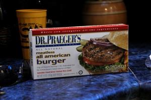 We Found a Winner! Dr. Praeger's Veggie Burgers
