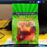 """Random Foodie Find: """"Crazy Apples"""" flavored with Grapes and Pomegranate?"""