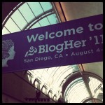 Snapshots from BlogHer '11 (Part 1)