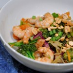 """The End is Near"" Five Spice Shrimp Stir Fry"