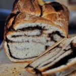 Sourdough Chocolate Swirl Bread