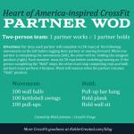 HOA5-inspired CrossFit Partner WOD