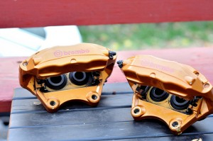 How-To: Upgrading OEM 350z brakes to OEM 350z Brembo brakes