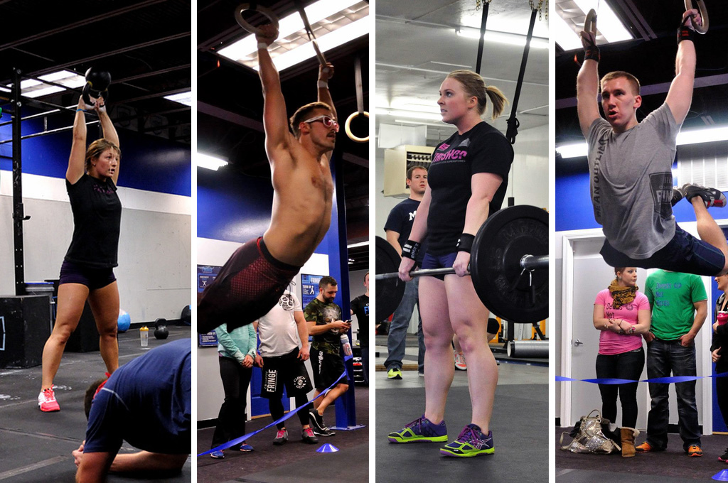 CrossFit Fringe Battle in the Bluffs